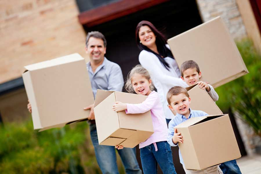 Mortgages for home movers